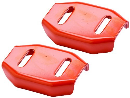 Oregon (2 Pack) 73-028 Snow Thrower Skid Replaces Ariens 24599 And John Deere M124413