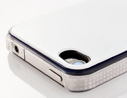 Qdos Hard Case für Apple iPhone 5 Smoothies Pure White