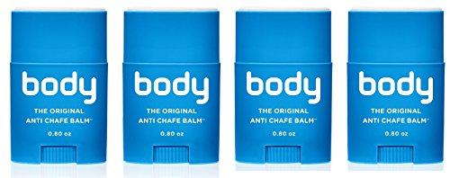 จัดการที่ดีที่สุด Bodyglide Original Anti-Chafe Balm KJEdre, 4Pack ( . )
