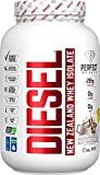 Diesel new zealand whey protein isolate hot chocolate marshmallow 2lbs