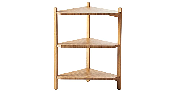 IKEA ASIA RAGRUND - Estante esquinero para Lavabo (bambú ...