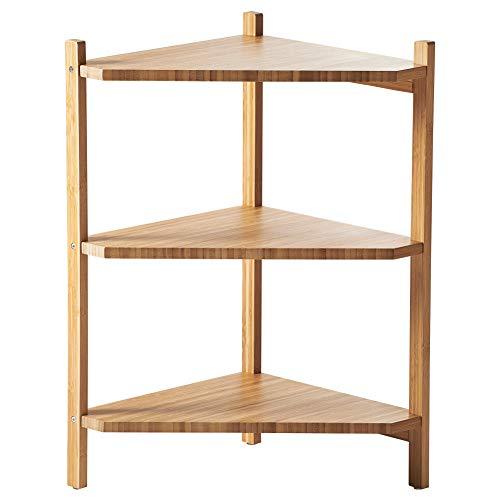 IKEA ASIA RAGRUND Wash-Basin Corner Shelf Bamboo -
