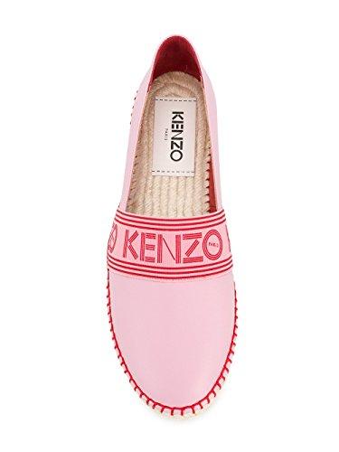 Kenzo Dame F852es122l5032 Pink Stoff Espadriller Mi96auC
