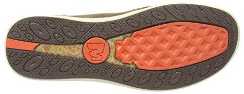 Merrell Freewheel Chukka - Zapatillas para hombre Braun (Brown Sugar)