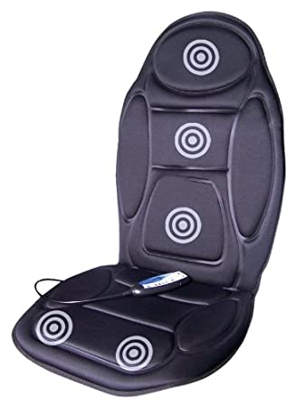 Lifemax Heated Back And Seat Massager 226R