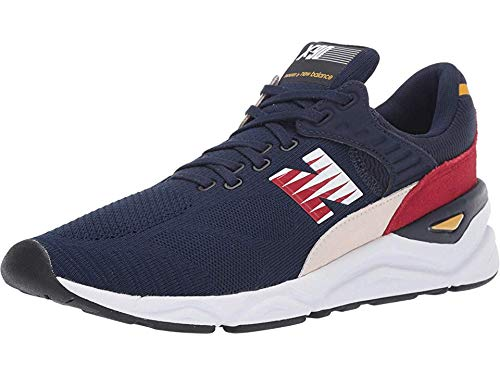 New Balance Mens X90 Blue - Mens Retro New Balance