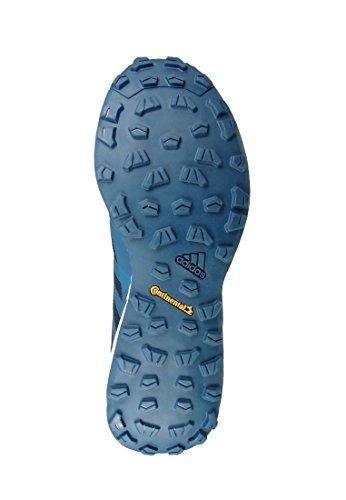 adidas TERREX Agravic GTX Scarpa trail running blue/white