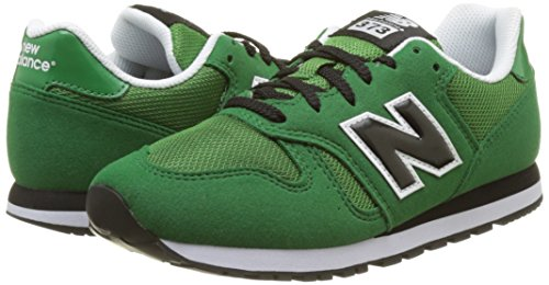 Enfant Vert New 373 EU Basses 35 Green Mixte Baskets 5 Balance xqCxXf