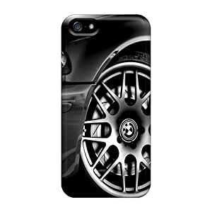 Hot Tpu Cover Case For Iphone/ 5/5s Case Cover Skin - Bmw Rims