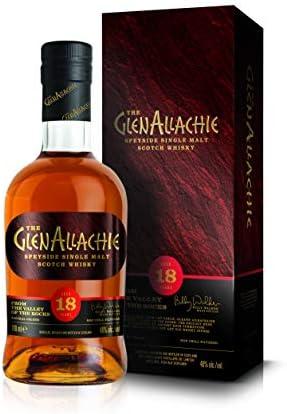 Glenallachie 18 Years Old Speyside Single Malt Scotch Whisky - 700 ml