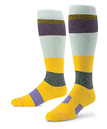 Stance Sierra Lightweight Snowboard Sock - Girls' Purple, One Size by stance