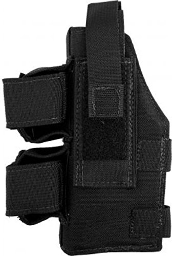 Elite Survival Systems Molle Taser Holster Right Hand ME501-B-RH Molle Taser Holster Right Hand Black
