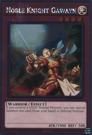 Force Of Will Knights Of The Round Table.Yu Gi Oh Noble Knight Gawayn Nkrt En004 Noble Knights Of The Round Table 1st Edition Platinum Rare