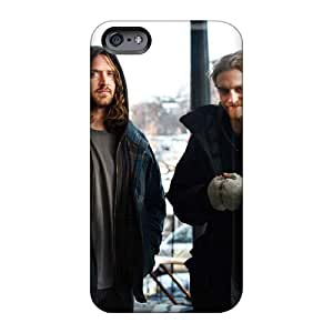 ChristopherWalsh Iphone 6plus Excellent Hard Phone Covers Provide Private Custom Attractive Nevermore Band Series [xAW10418PrUv]