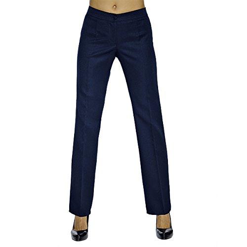 Pantalone 19342 Isacco Donna Trendy Blu daxnd4SU8w