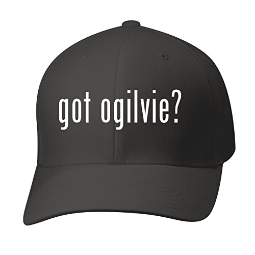 BH Cool Designs Got ogilvie? - Baseball Hat Cap Adult, Black, Small/Medium