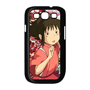 Samsung Galaxy S3 9300 Cell Phone Case Black Spirited away Ovli