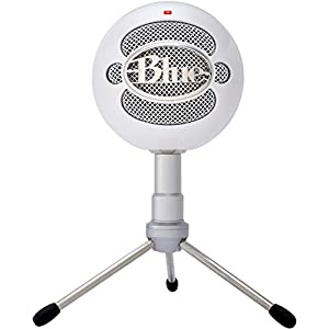 Blue Snowball iCE USB Mic for Recording and S...