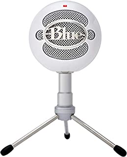 Blue Snowball iCE Condenser Microphone, Cardioid - White (B006DIA77E) | Amazon Products