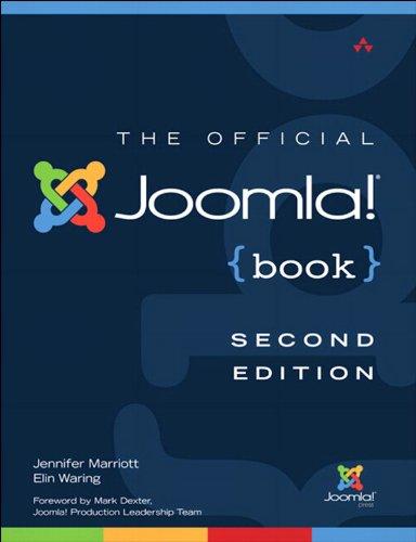 The Official Joomla! Book (Joomla! Press) Doc