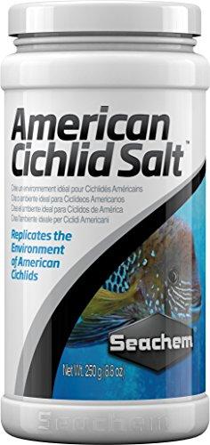 Seachem American Cichlid Salt 250gram