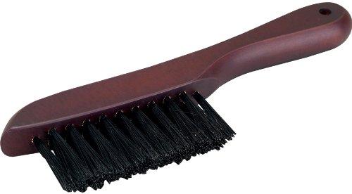 Outlaw cepillo para polvo para barra de mesa de piscina de madera maciza, Vino