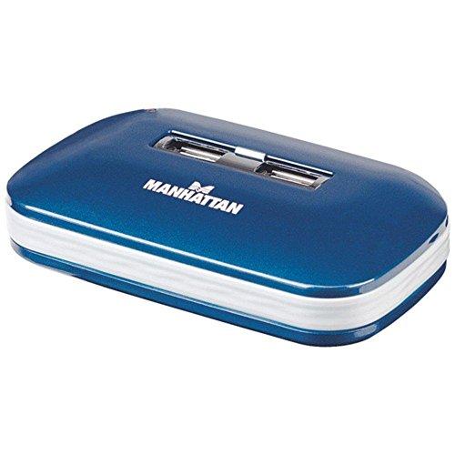 MANHATTAN 161039 7-Port Ultra USB 2.0 Hub consumer electroni