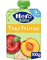 Hero Baby 3 Fruits Pouch, 100g