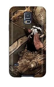 New Style Tpu S5 Protective Case Cover/ Galaxy Case - Nurarihyon No Mago