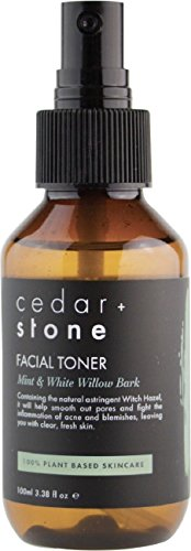 Cedar and Stone - Mint + White Willow Bark Toner - 100 ml