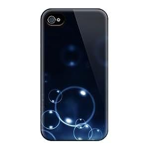 MvMvrLA5466OiIYO Case Cover Bubble Art Iphone 4/4s Protective Case