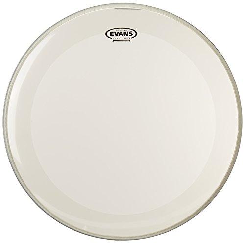 Evans EQ4 Clear Bass Drum Head, 22 Inch (Clear Bass Head)