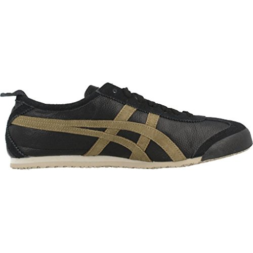 Onitsuka Tiger Mexico 66 Mens Sneakers Black Black/Martini Olive low cost for sale GGj5VN