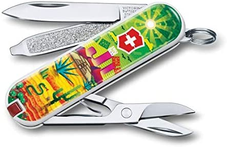 Victorinox Classic Limited Edition 2018 Mexico – Swiss Army Knife 58 mm