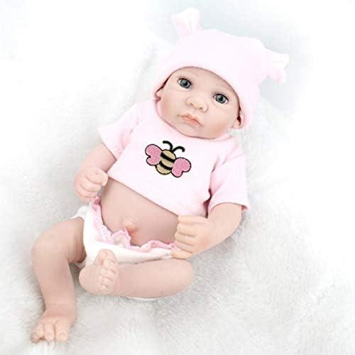 28センチラブリーキッズリボーンベビードールウォッシャブルソフビリアルな新生児ドールガールボーイ最高の誕生日プレゼント用ボーイズガールズ