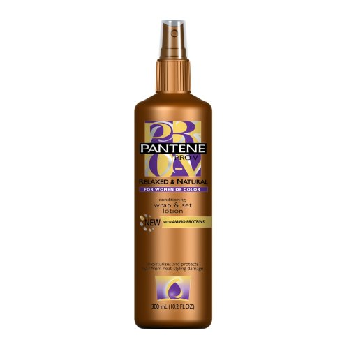 Pantene Pro-V Relaxed & Natural Conditioning Wrap & Set Loti
