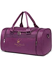 2017snow Dance Duffel Bag for Women/Girls Gym Bag Sports Duffle Bag