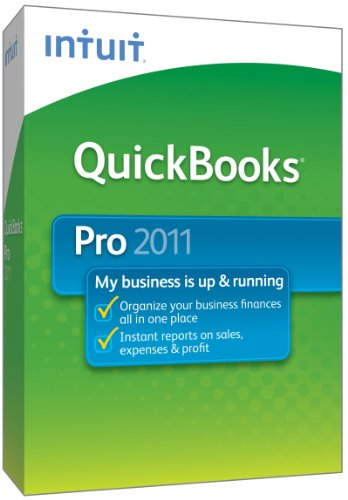 QuickBooks Pro 2011 - [Old Version]
