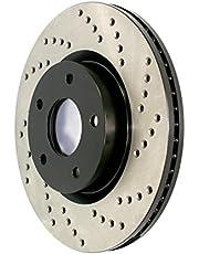 Stop Tech 128.33097L Sportstop Drilled Brake Rotor