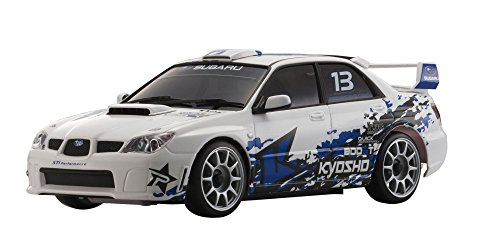 Kyosho Auto Scale SUBARU IMPREZA KX1 Car Accessory Fits Mini-Z Vehicle