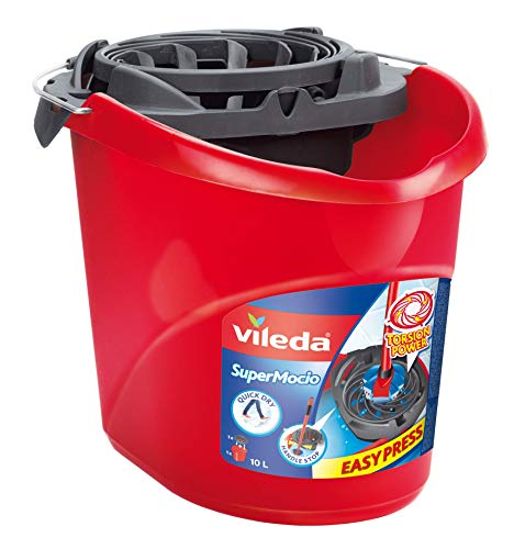 Vileda VIL122240 Supermocio Bucket and Wringer [Kitchen & Home]