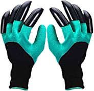 Claw Gardening Gloves for Digging and Planting, Garden Glove Claws Best Gift for Gardener and Women
