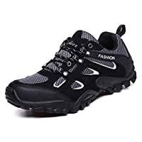 Mua MORENDL Men 's Outdoor Hiking Trekking Climbing Lightweight Casual Daily Walking Anti-Slip Running Sports Shoes trên Amazon Mỹ chính hãng 2020 | Fado