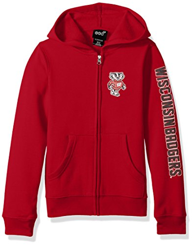 (NCAA by Outerstuff NCAA Wisconsin Badgers Youth Girls
