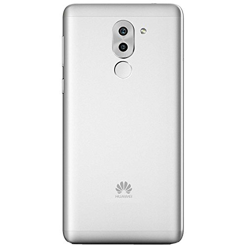Huawei Mate 9 lite L23 Dual SIM - 32GB - 4G LTE Factory Unlocked Android Smartphone (Silver)