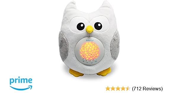 Bubzi Co Baby Toys Toddler White Noise Sound Machine, Sleep Aid Night Light, Unique Baby Girl Gifts & Baby Boy Gifts, Woodland Baby Shower Gifts, ...