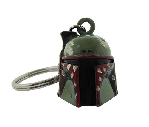 - Star Wars Boba Fett Head Key Chain