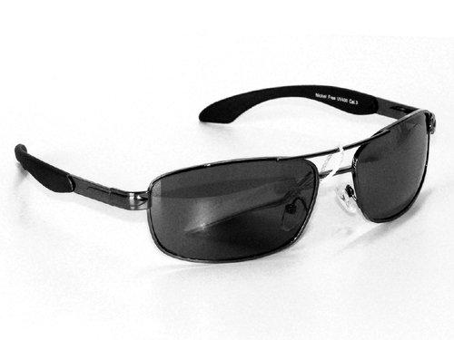 Herren Sonnenbrille Gesichtsform auswählen eckige Modelle
