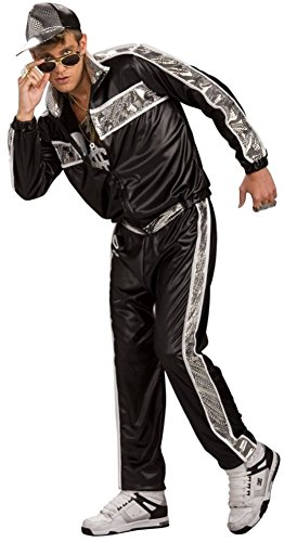 Rubie's Costume Co. Men's Rap Idol Costume, As Shown, Standard