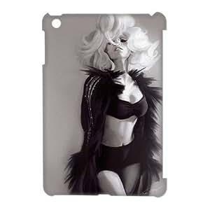 C-EUR Lady Gaga Pattern 3D Case for iPad Mini